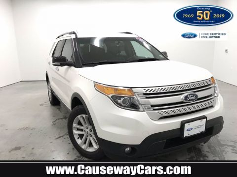 Pre-Owned 2015 Ford Explorer XLT 4WD Sport Utility