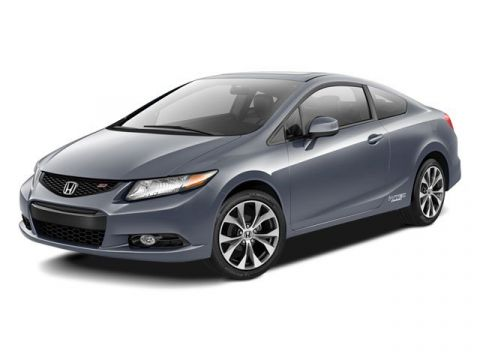 Pre-Owned 2012 Honda Civic Cpe Si FWD 2dr Car