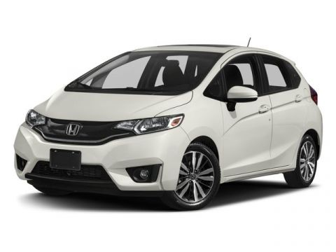 Pre-Owned 2017 Honda Fit EX FWD Hatchback