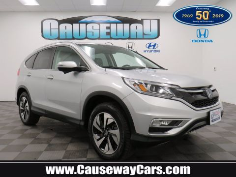 Pre-Owned 2016 Honda CR-V Touring AWD Sport Utility