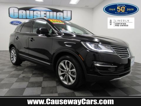 Pre-Owned 2017 Lincoln MKC Select AWD Sport Utility