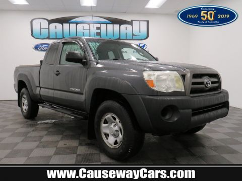 Pre-Owned 2009 Toyota Tacoma Base 4WD Extended Cab Pickup