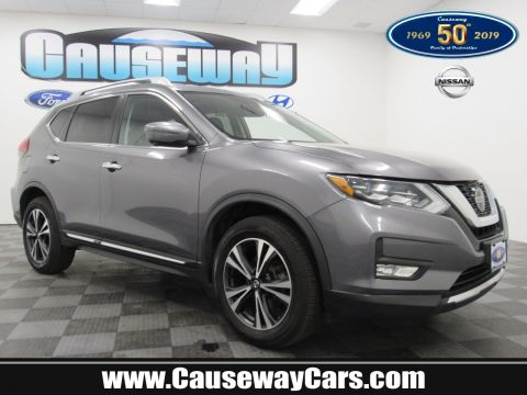Pre-Owned 2018 Nissan Rogue SL AWD Sport Utility