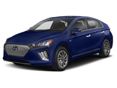 New 2020 Hyundai Ioniq Electric Limited FWD Hatchback